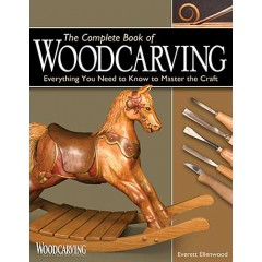 Complete Book of Woodcarving