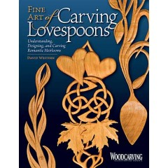 Fine Art of Carving Lovespoons