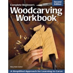 Complete Beginners Woodcarving Workbook