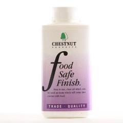Chestnut Food Safe Finish