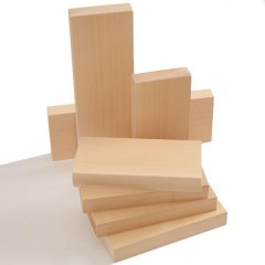 Lime Carving Blanks, 28mm thick, P.A.R , Rectangles