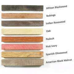 Wooden Pen Blanks