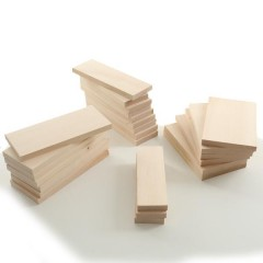 Lime Relief Carving Blanks 10mm thick.
