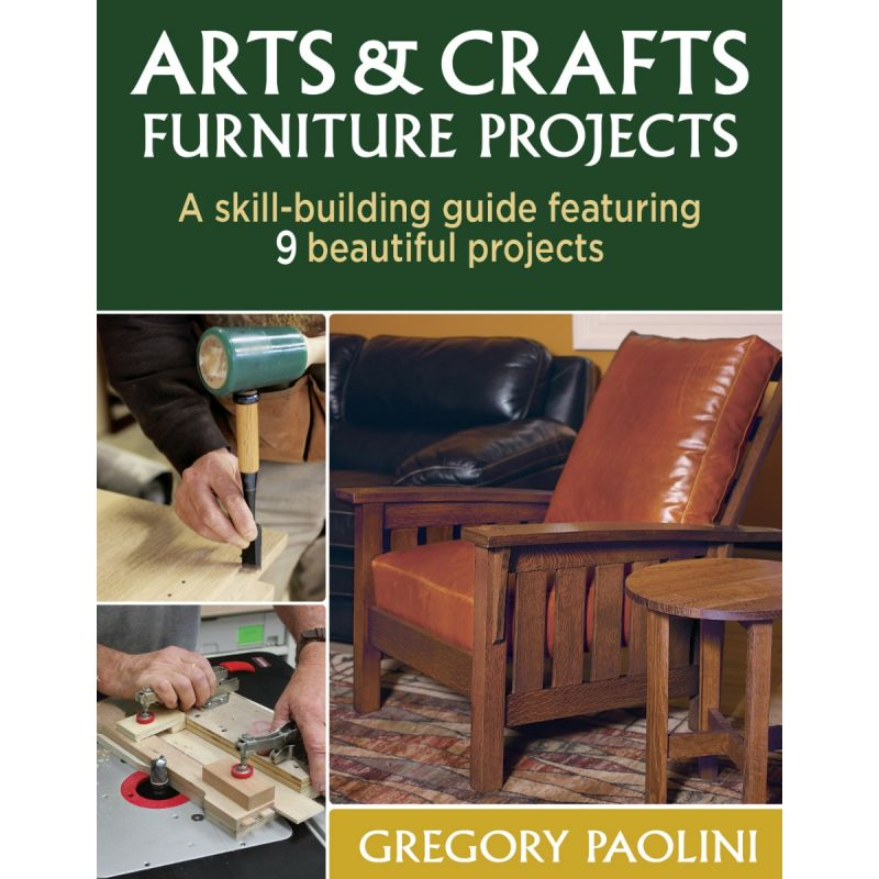 Arts Crafts Furniture Projects, Arts And Crafts Furniture Style