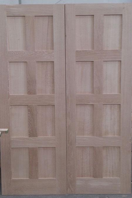 Internal European Oak doors