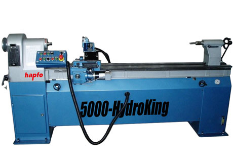 Hapfo 5000-HydroKing Copy Lathe