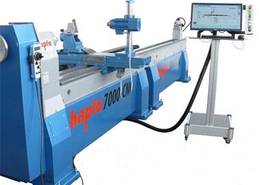 Woodturning CNC Lathe Hapfo 7000-CNC