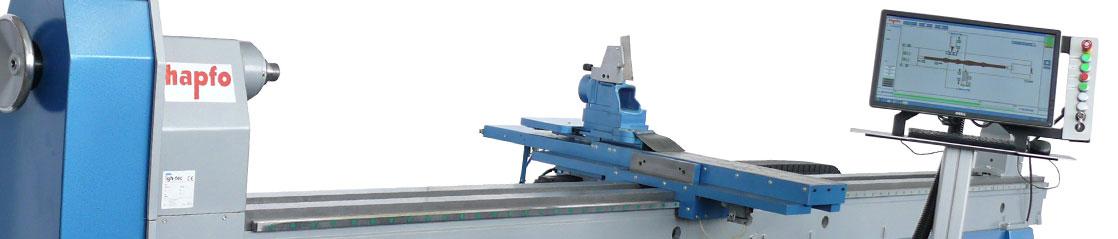 Hapfo 7000 CNC lathe