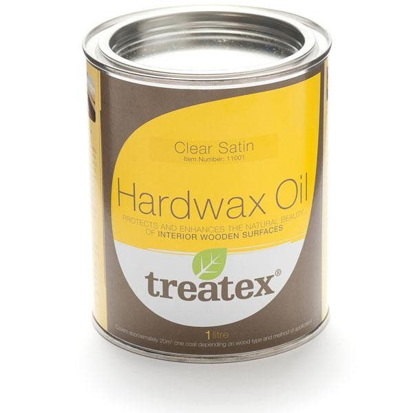 Treatex Hardwax Oil Clear Satin