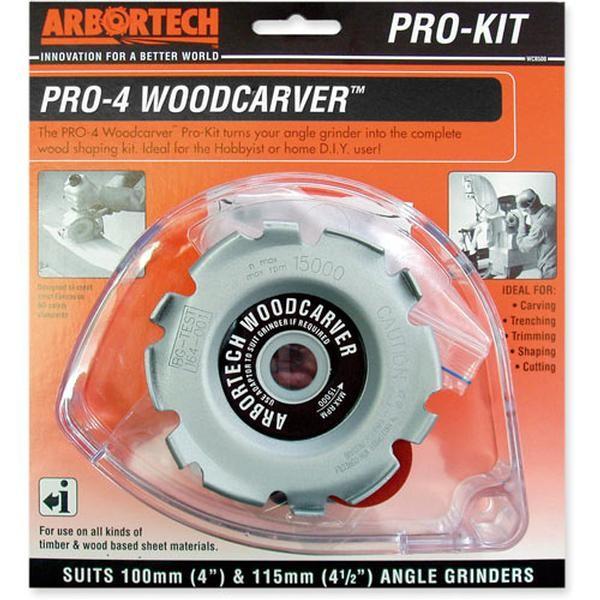 Arbortech Pro-4 Woodcarver