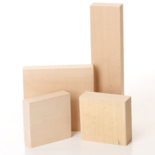 lime carving blanks - small pack