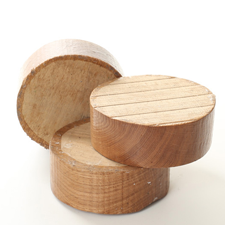 oak carving blanks -small pack