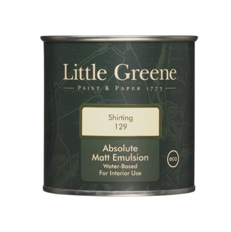Tin of Little Greene paint