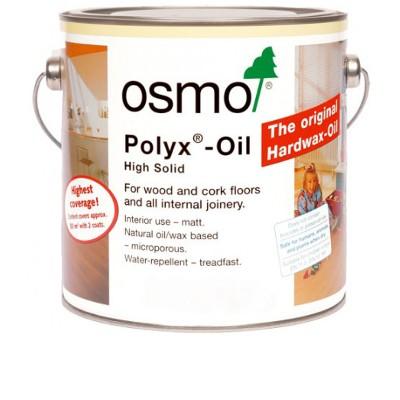 Osmo Polyx Oil Clear Satin Matt