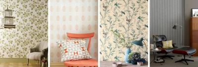 Little Greene Wallpaper montage